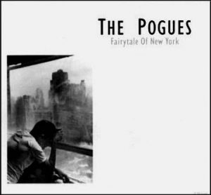 The Pogues Fairytale Of NewYork - Single Cover - 1987