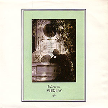 Ultravox Vienna 7 inch single