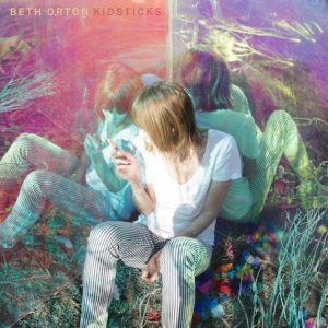 Beth Orton Kidsticks 2016 Cover Art