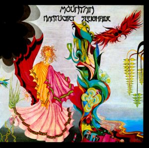 Mountain Nantucket Sleighride- Album Cover - 1971