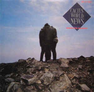 Catus World News Worlds Apart single cover 1986
