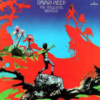 7 5 17 Uriah Heep The Magician S Birthday 1972 In