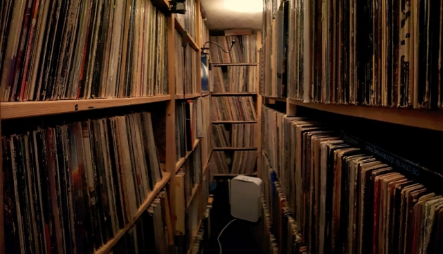 In Deep Music Archive by Marty Willson-Piper